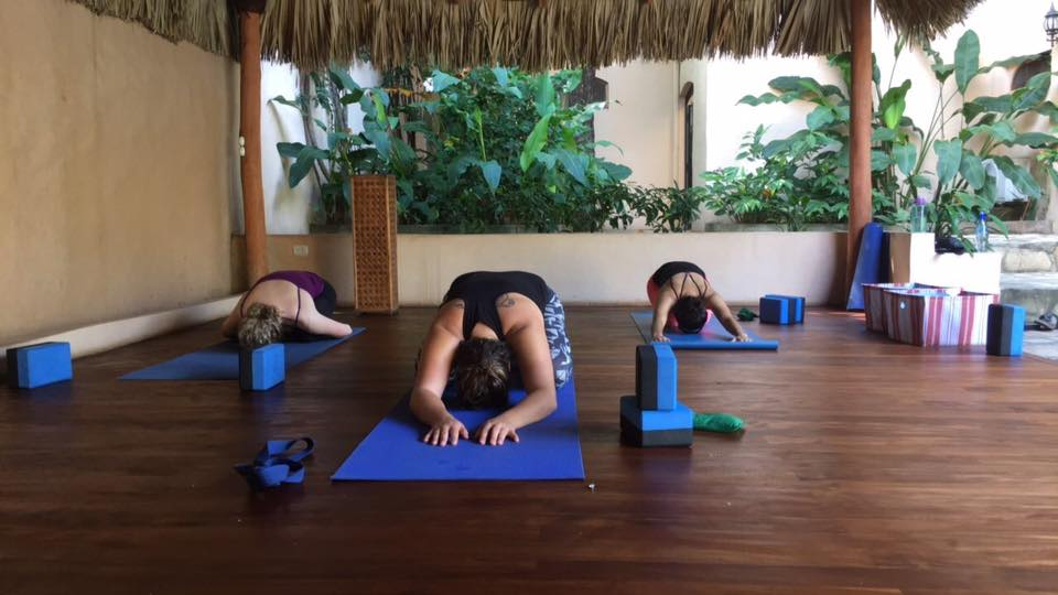 lindsay nova yoga casa lucia nicaragua