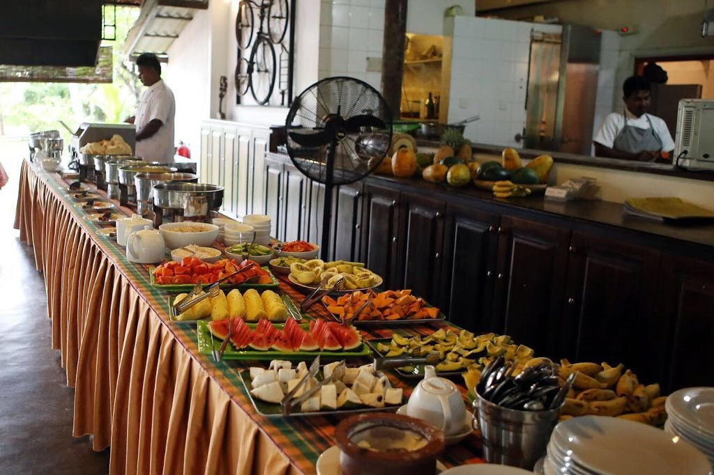 aerial yoga retreat buffet talalla sri lanka lindsay nova