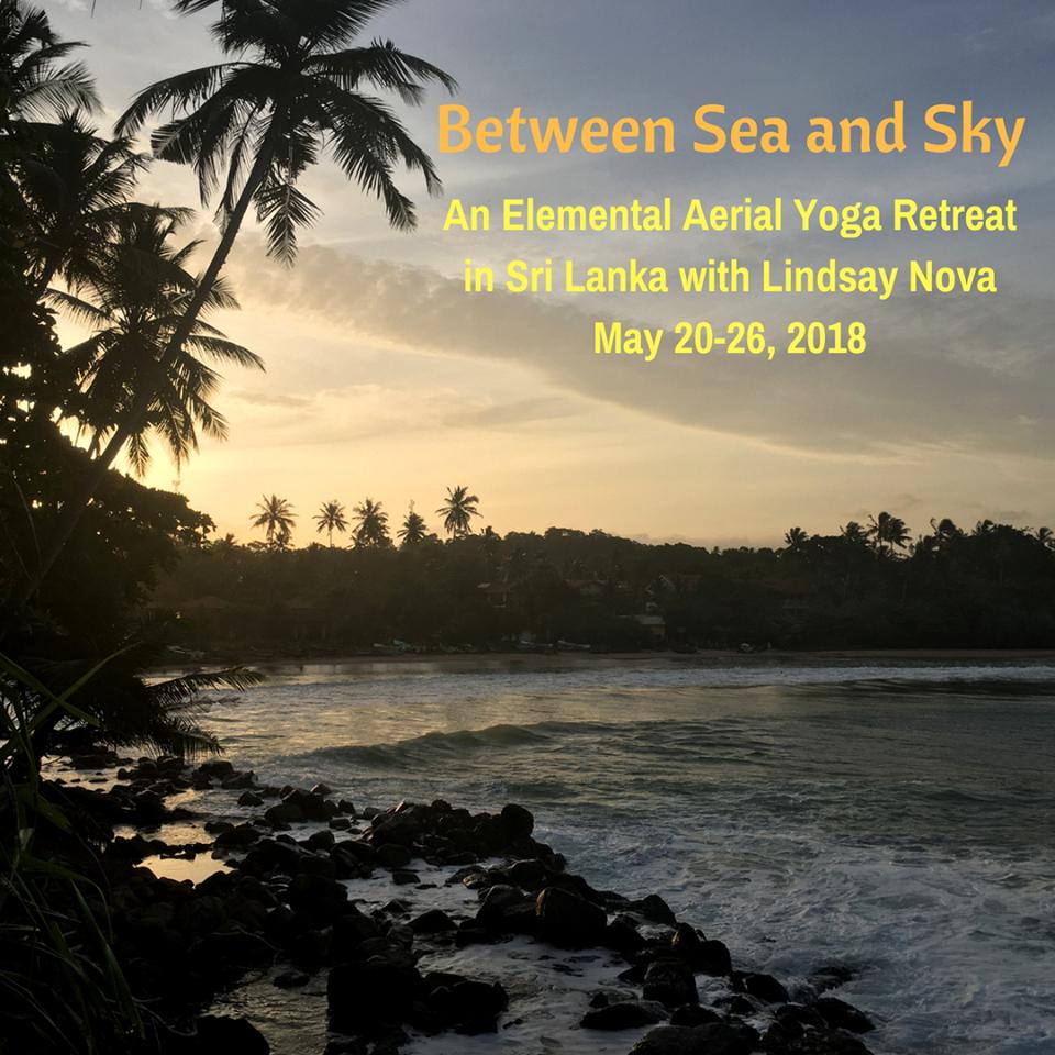 aerial yoga retreat sri lanka lindsay nova