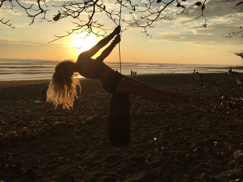 lindsay nova yoga costa rica