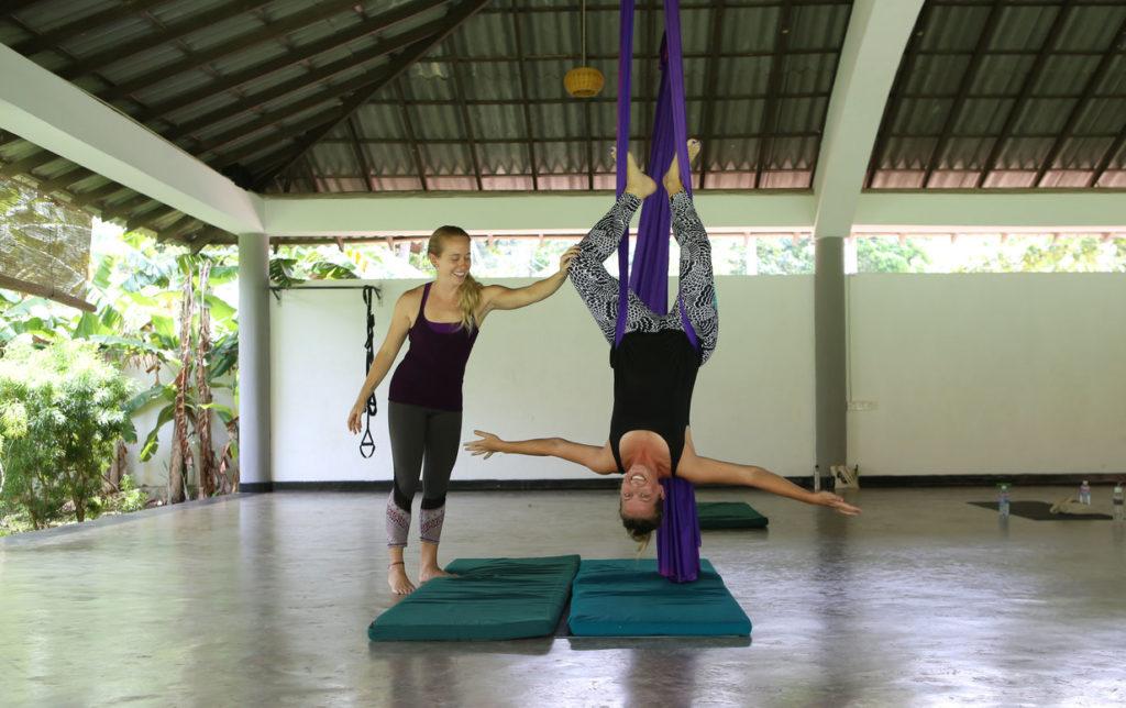 5 Reasons You'll Love Aerial Yoga | Aerial Yoga Teacher ...