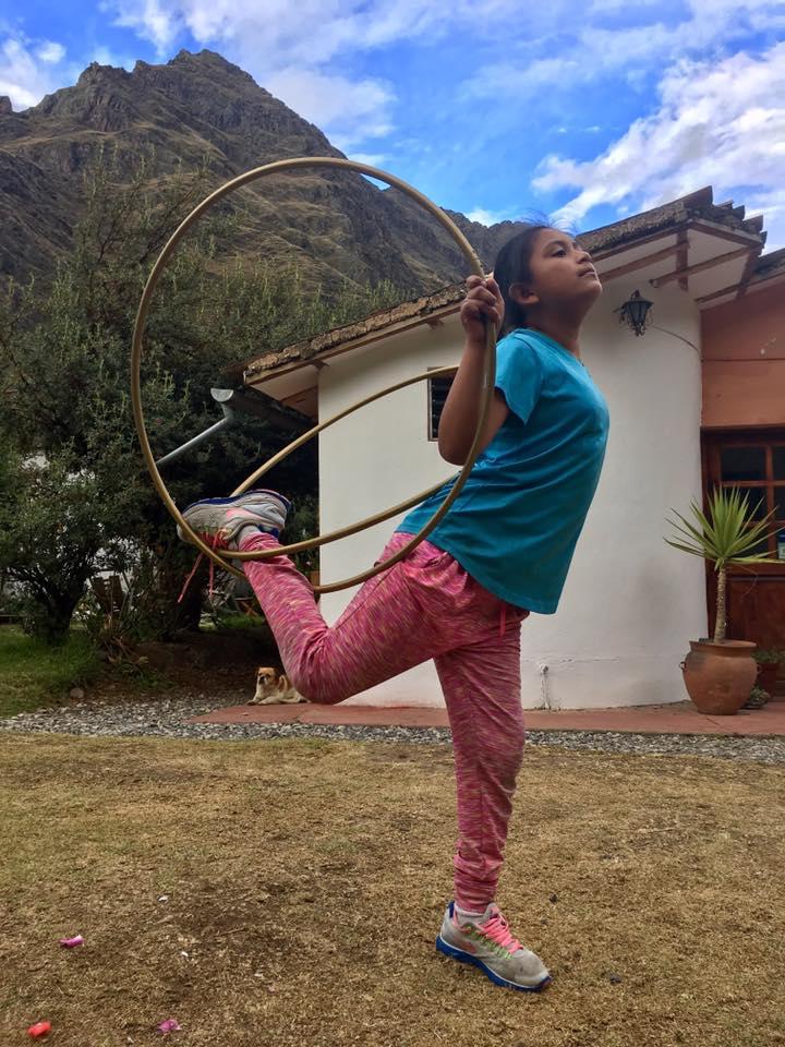 lindsay nova peru hoop dance