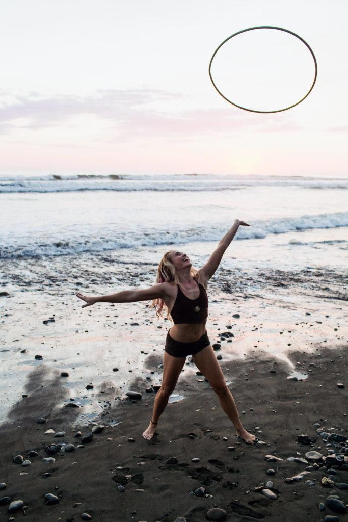 lindsay nova hoop dance