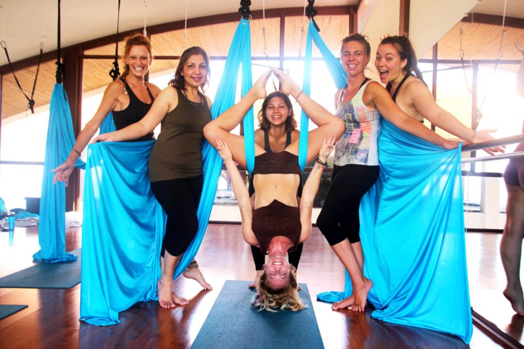 aerial yoga teacher training certification india costa rica lindsay nova