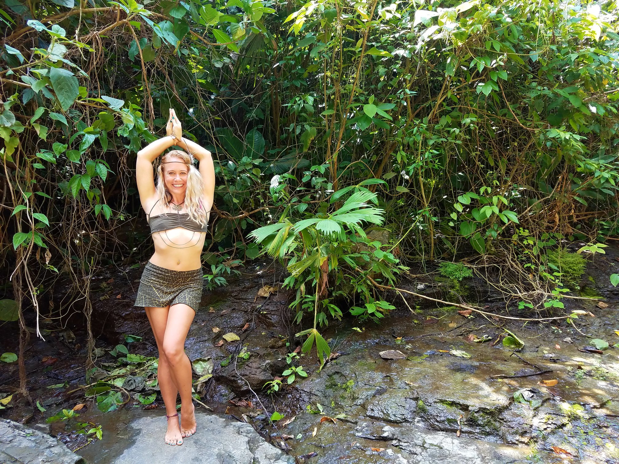 How to Break 3 Myths About Being a Spiritual Entrepreneur lindsay nova yoga teacher travel
