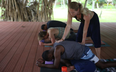 Lindsay Nova's Tips on How to Become a Successful Yoga Teacher