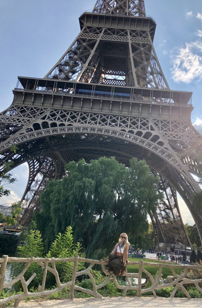 lindsay nova yoga teacher thailand travel blog notre dame paris eiffel tower