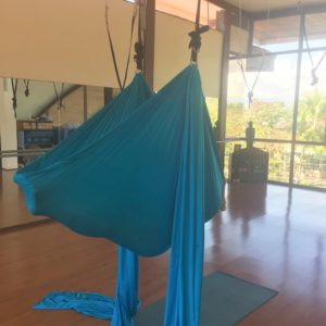 aerial yoga chakra sequence goa india retreat