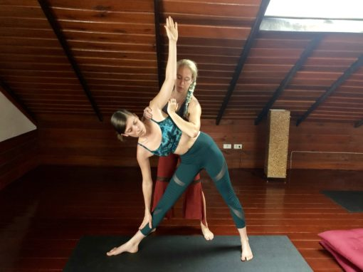 how to choose a yoga teacher training