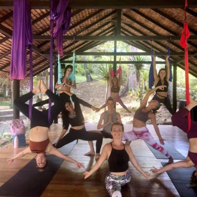 lindsay nova rising wings aerial yoga teacher training thailand bali goa