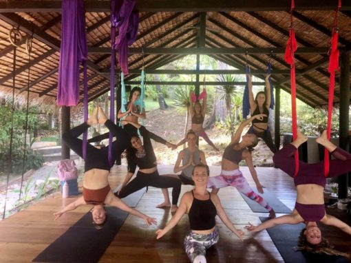 lindsay nova rising wings aerial yoga teacher training thailand bali goa