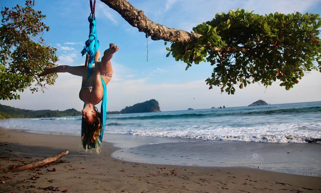 lindsay nova aerial yoga thailand
