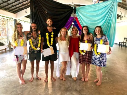 lindsay nova rising wings aerial yoga thailand bali goa teacher training