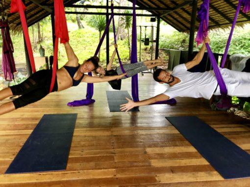 aerial yoga thailand