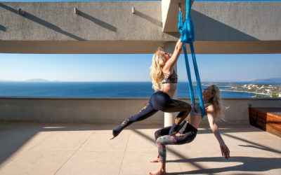 Why You Should Take an Aerial Yoga Teacher Training