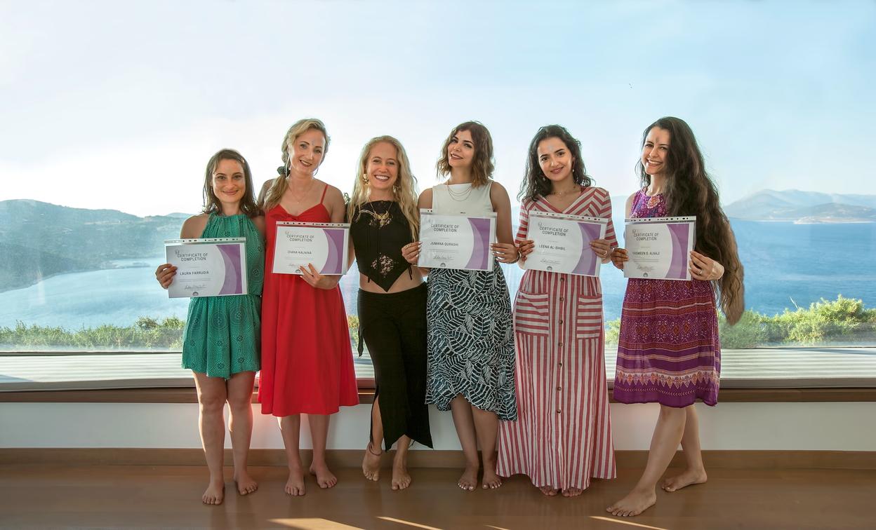 200-hour vinyasa aerial yoga teacher training costa rica