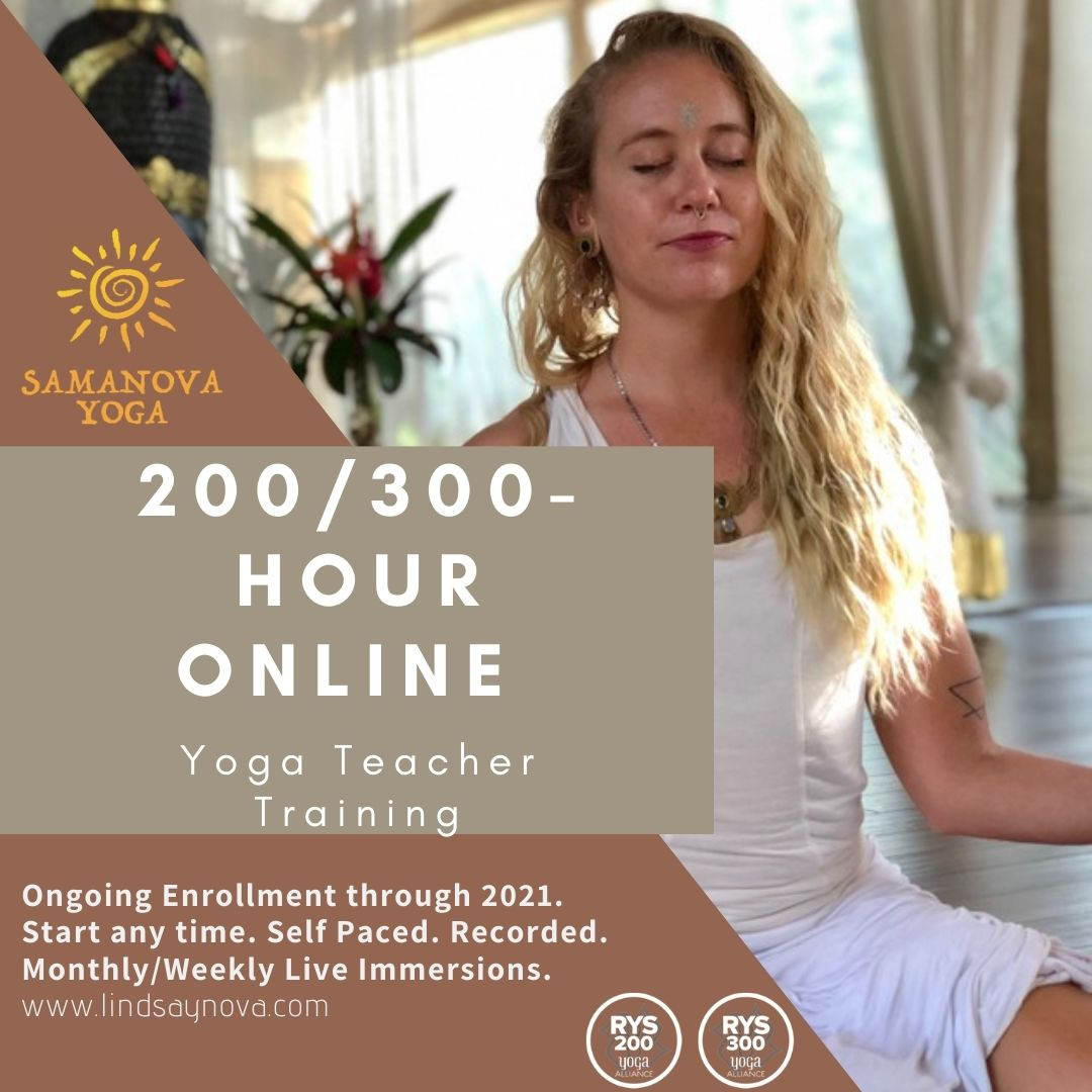 200-hour vinyasa aerial yoga teacher training costa rica